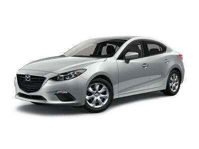 Certified 2016 Mazda Mazda3 i Sport