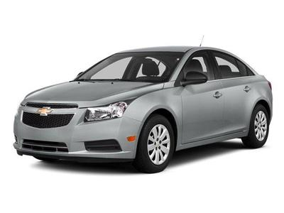 Used 2014 Chevrolet Cruze LS