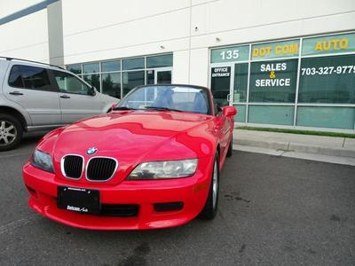 Used 2000 BMW Z3 2.3 Roadster