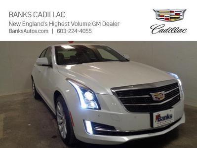 New 2018 Cadillac ATS 3.6L Premium Luxury