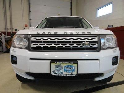 2012 Land Rover LR2 Base