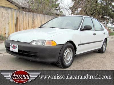 Used 1995 Honda Civic DX