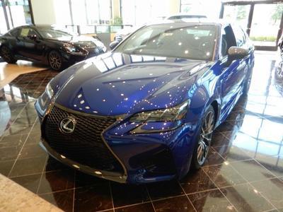 New 2016 Lexus GS F