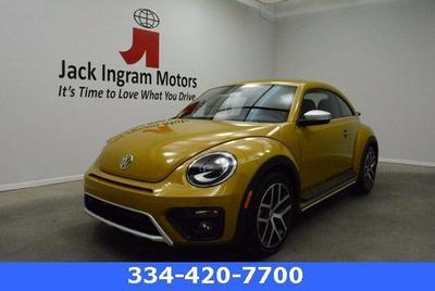 New 2017 Volkswagen Beetle 1.8T Dune