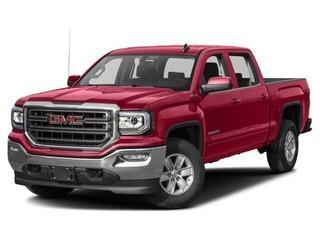New 2017 GMC Sierra 1500 SLE