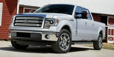 Certified 2014 Ford F-150 Lariat