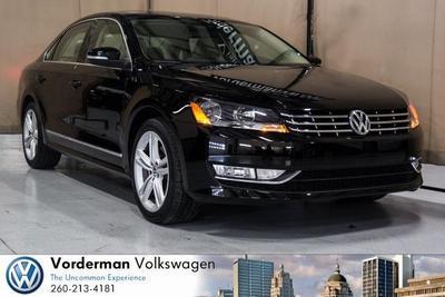Used 2015 Volkswagen Passat 1.8T Auto SEL Premium