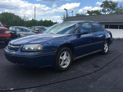 Used 2004 Chevrolet Impala Base