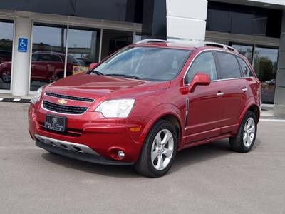 Used 2014 Chevrolet Captiva Sport LTZ
