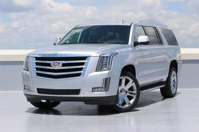 New 2017 Cadillac Escalade ESV Luxury