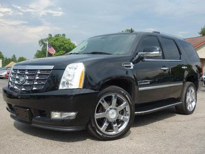 Used 2007 Cadillac Escalade