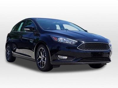 New 2017 Ford Focus SEL