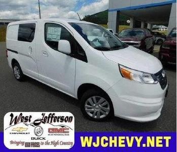 New 2017 Chevrolet City Express 1LT