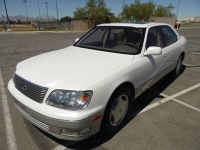 Used 1998 Lexus LS 400