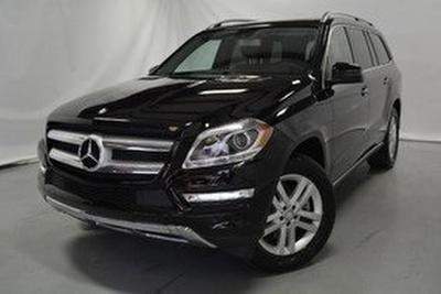 Used 2015 Mercedes-Benz GL 450 4MATIC