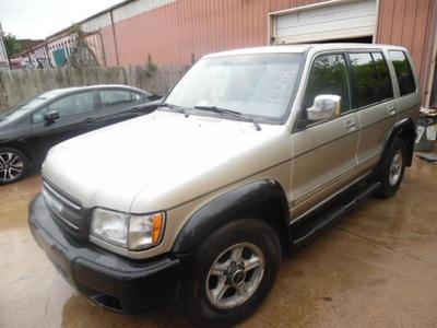 Used 2002 Isuzu Trooper Limited