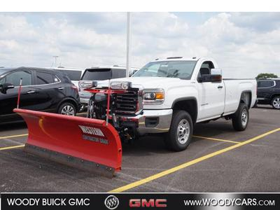 2016 GMC Sierra 2500 Base