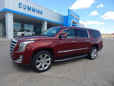 Used 2016 Cadillac Escalade ESV Luxury