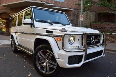 Used 2016 Mercedes-Benz G 63 AMG 4MATIC