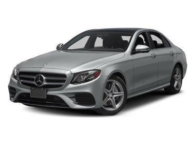 New 2017 Mercedes-Benz E 300 4MATIC