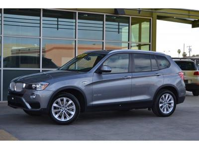 Used 2015 BMW X3 xDrive28d