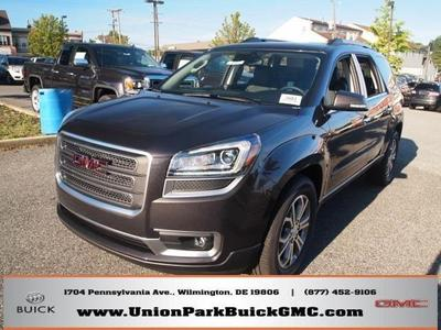 New 2016 GMC Acadia SLT-1