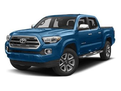 New 2017 Toyota Tacoma Limited