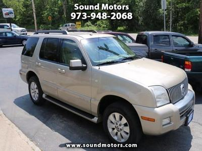 Used 2007 Mercury Mountaineer