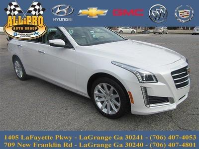 Used 2015 Cadillac CTS 2.0L Turbo