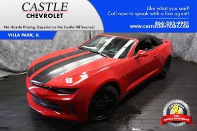 New 2017 Chevrolet Camaro 2LT