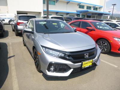 New 2017 Honda Civic Sport Touring
