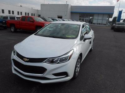 New 2017 Chevrolet Cruze LS Automatic
