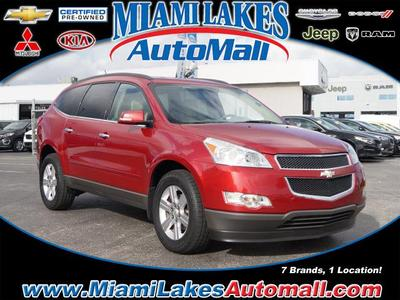 Used 2012 Chevrolet Traverse 2LT