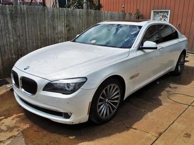 Used 2011 BMW 740 Li