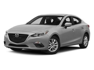 Used 2015 Mazda Mazda3 i SV