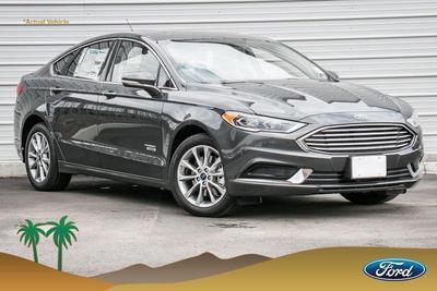 New 2018 Ford Fusion Energi SE Luxury