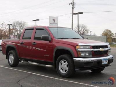 Used 2004 Chevrolet Colorado Z85