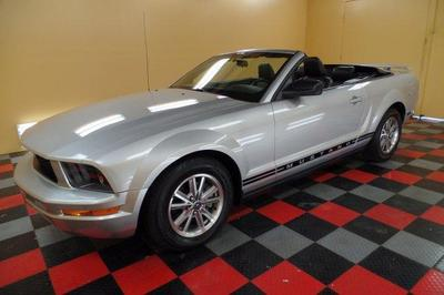 Used 2005 Ford Mustang Premium