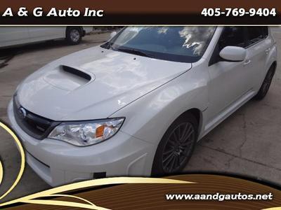 Used 2014 Subaru Impreza WRX Premium
