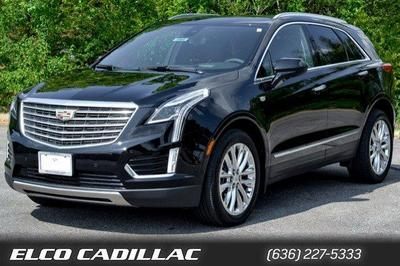 New 2017 Cadillac XT5 Platinum AWD