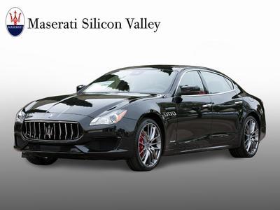 New 2017 Maserati Quattroporte Sport GT S