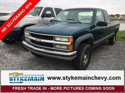 Used 1996 Chevrolet 2500 Cheyenne