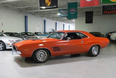 Used 1972 Dodge Challenger Rallye