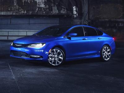 Used 2015 Chrysler 200 S