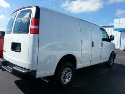 2017 Chevrolet Express 2500 Work Van