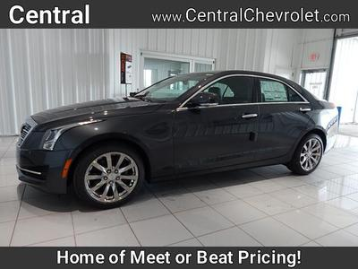 2017 Cadillac ATS 2.0L Turbo Luxury