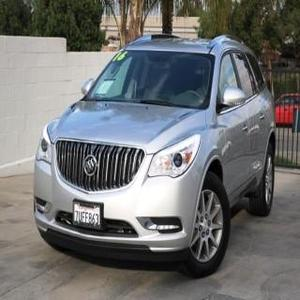 Certified 2016 Buick Enclave