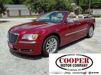 Used 2013 Chrysler 300C Base
