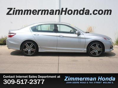 Used 2017 Honda Accord Touring