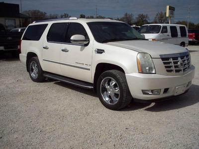 Used 2007 Cadillac Escalade ESV